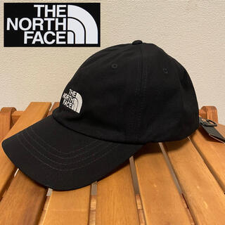 THE NORTH FACE - ノースフェイス キャップ 黒 the north face norm cap