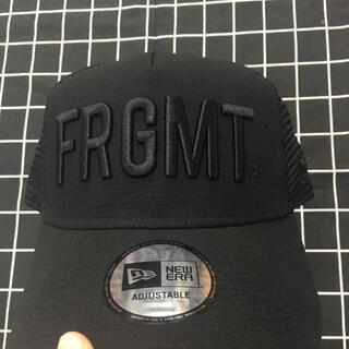 FRAGMENT - 希少商品9FORTY A-Frame トラッカー FRAGMENT DESIGN