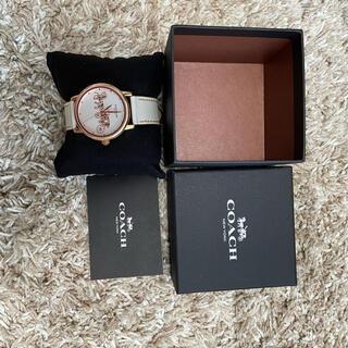 コーチ(COACH)のcoach レディース腕時計 (腕時計)