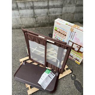 日本育児 - 日本育児 おくだけとおせんぼM ブラウン 状態美品✨