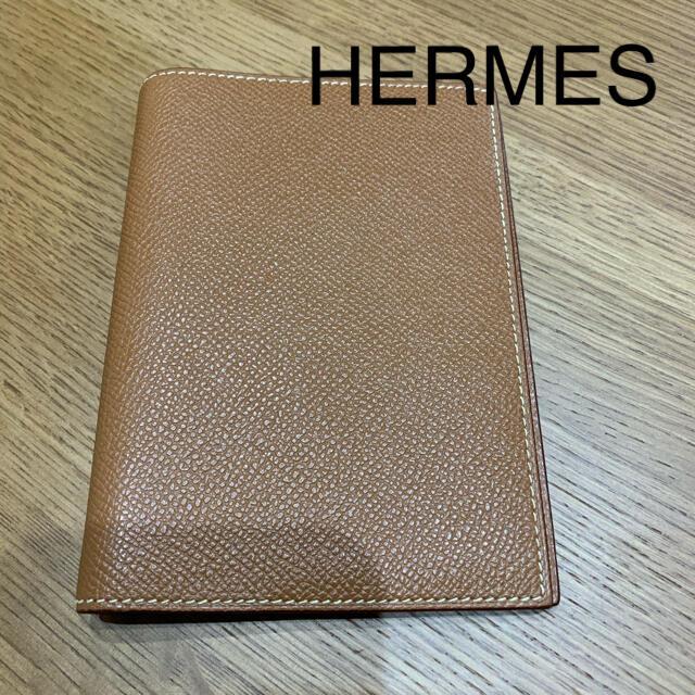 Hermes(エルメス)の美品 エルメス HERMES 手帳カバー アジェンダGM メンズのファッション小物(手帳)の商品写真