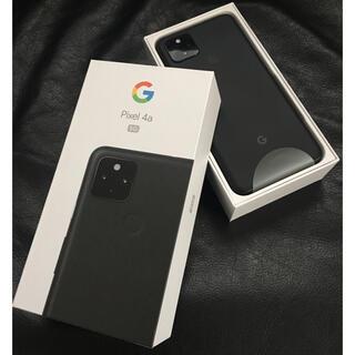 Google Pixel 4a 5G Justblack 128GB
