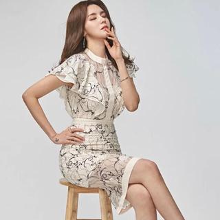 デイジーストア(dazzy store)の【大人気】キャバドレス パーティードレス インポートドレス(ミディアムドレス)