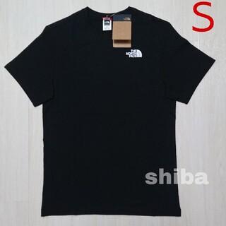 THE NORTH FACE - ノースフェイス tシャツ 黒 simple dome t-shirt 海外S 2