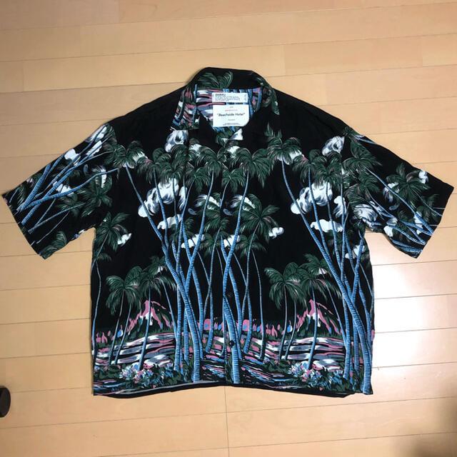 SUNSEA(サンシー)のDAIRIKU Aloha アロハシャツ 別注 メンズのトップス(シャツ)の商品写真