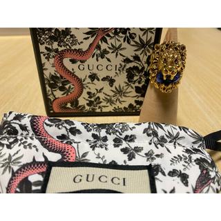グッチ(Gucci)のGucci ライオンヘッド 16号(リング(指輪))