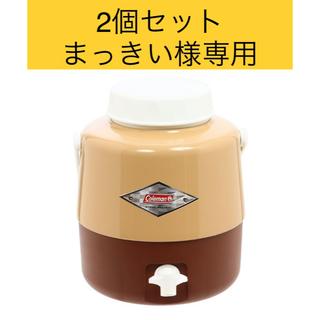 Coleman - コールマン スチールベルトジャグ バターナッツ 1.3ガロン