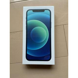 Apple - iPhone12 ブルー Blue 64G SIMフリー 新品未開封