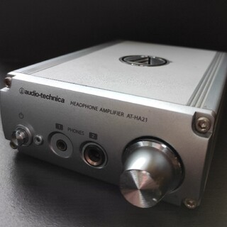 audio-technica - audio-technica HA-21 ヘッドホンアンプ