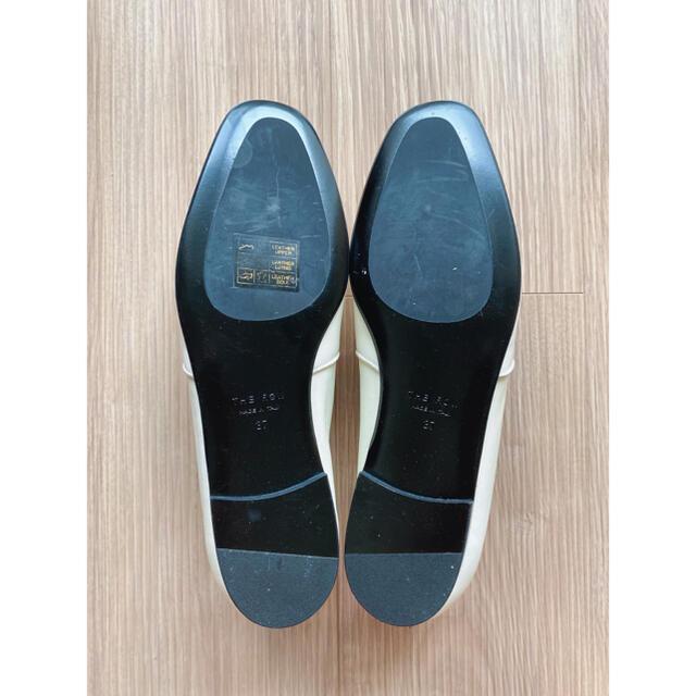 THE ROW ザ ロウ ローファー 靴 37 レディースの靴/シューズ(ローファー/革靴)の商品写真