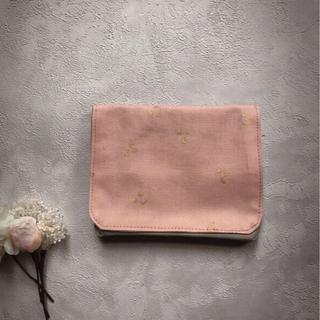 【handmade】移動ポケット (外出用品)