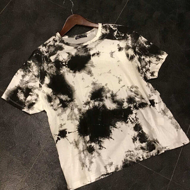 ZARA(ザラ)の新作ZARA シャツ 柄シャツ M レディースのレディース その他(その他)の商品写真