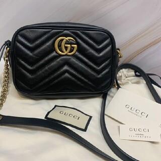 Gucci - GUCCI ショルダーバッグ レディース マーモント