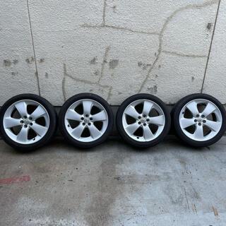 プリウス タイヤ 4本セット 215/45r17 atr sport zr