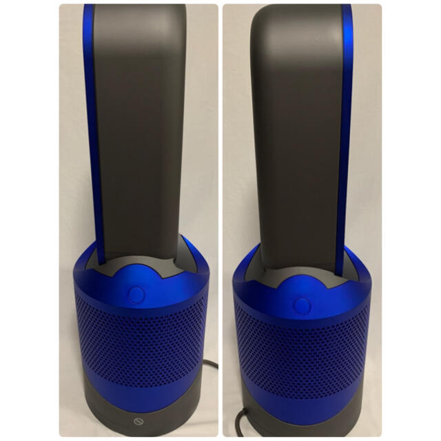 Dyson(ダイソン)の☆美品☆ダイソン HP01  Pure Hot+Cool リモコン新品付き スマホ/家電/カメラの生活家電(空気清浄器)の商品写真