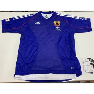 アディダス(adidas)のFIFA WORLD CUP 2002 オーセンティック ユニフォーム(応援グッズ)
