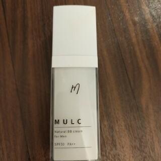 MULK ナチュラルBBクリーム for MEN 02ベージュ