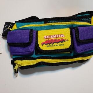 HONDA ウェストバッグ(装備/装具)