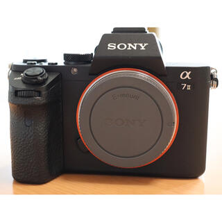 SONY - SONY ILCE-7M2 α7ⅱ ボディ フルサイズ