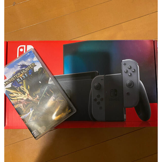任天堂 - Nintendo Switch モンスターハンターライズセット