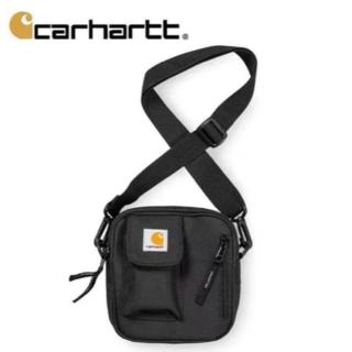 carhartt - 【大特価】 Carhartt カーハート  黒 ショルダーバッグ ポケット有