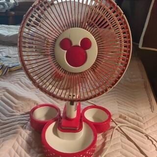 ディズニー(Disney)の売り切り価格  ディズニー   ミニ扇風機(扇風機)
