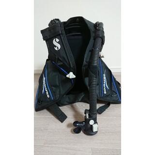 スキューバプロ(SCUBAPRO)のSCUBAPRO BCジャケット(レディース)XS(マリン/スイミング)