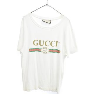 グッチ(Gucci)のGUCCI グッチ 半袖Tシャツ(Tシャツ/カットソー(半袖/袖なし))