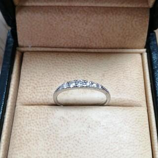 pt900 0.20ct ダイヤモンド リング 指輪