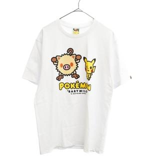 A BATHING APE - A BATHING APE アベイシングエイプ 半袖Tシャツ