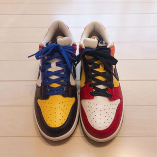 NIKE - NIKE DUNK LOW JP QS WHAT THE 27.5cm