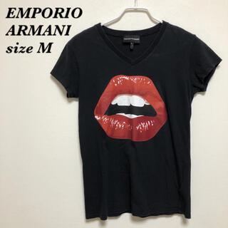 エンポリオアルマーニ(Emporio Armani)のEMPORIO ARMANI アルマーニ Tシャツ お洒落(Tシャツ(半袖/袖なし))