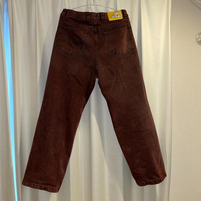Supreme(シュプリーム)のpolar skate co. 93denim 32×30 メンズのパンツ(デニム/ジーンズ)の商品写真