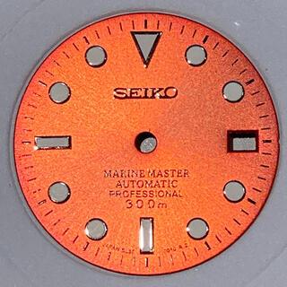 SEIKO - SEIKO MOD セイコー カスタム ダイヤル 文字盤 NH35デイト枠有