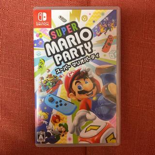 Nintendo Switch - 任天堂Switch スーパーマリオパーティー