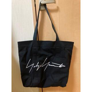 Yohji Yamamoto - yohji yamamoto ノベルティトートバッグ