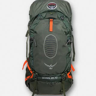 オスプレイ(Osprey)のオスプレー OSPREY アトモス AG65 サイズ(登山用品)