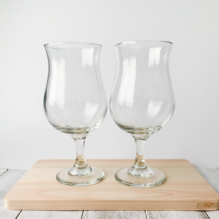 ビアグラス 2個セット392ml ハードサイダー ビールグラス ワイングラス