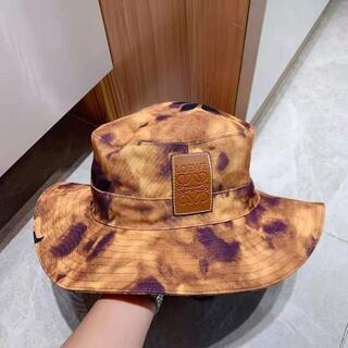 LOEWE - ロエベ  バケットハット 帽子