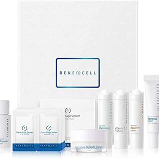 ビーグレン(b.glen)の正規品★ルネセル ReneCell トライアルセット お試し 水光肌 整形コスメ(ブースター/導入液)