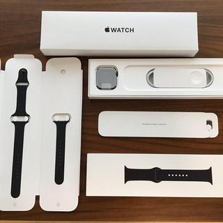 Apple Watch - 【半日使用のみ】Apple Watch SE GPSモデル 44mm