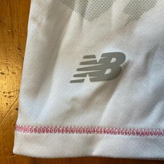 New Balance - ニューバランス レディース  白Tシャツ  Lサイズ