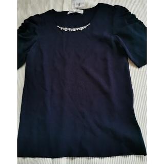 ミッシュマッシュ(MISCH MASCH)のミッシュマッシュ 半袖ニット(Tシャツ(半袖/袖なし))