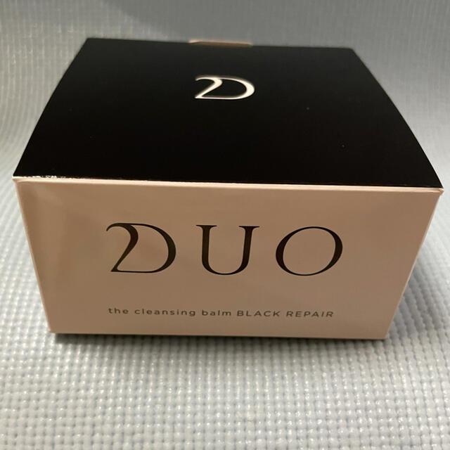 DUO クレンジングバーム ブラックリペア90g コスメ/美容のスキンケア/基礎化粧品(クレンジング/メイク落とし)の商品写真