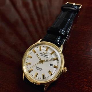 MOVADO - Movado アンティーク風 腕時計