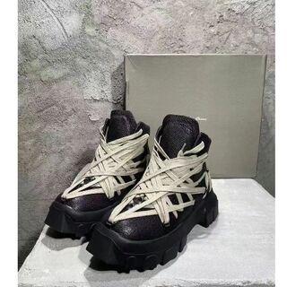 Rick Owens - Rick Owens レースアップ sneaker  43