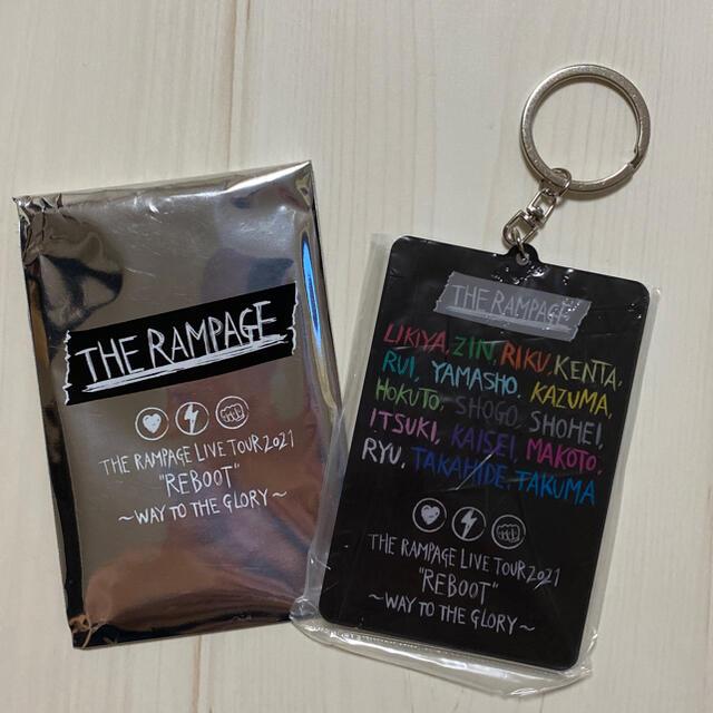 THE RAMPAGE(ザランページ)のTHE RAMPAGE  与那嶺瑠唯  フォトキーホルダー エンタメ/ホビーのタレントグッズ(ミュージシャン)の商品写真