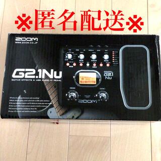 ズーム(Zoom)のZOOM G2.1NU(エフェクター)