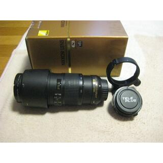 Nikon - Nikon AF-S 70-200F4G+ TELEPLUS 1.4x セット