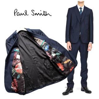 ポールスミス(Paul Smith)の《ポールスミス》新品 高級「AMADEUS365」生地 2Bスーツ L(W82)(セットアップ)
